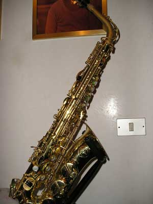 Sax Contralto Grassi Professional 2000
