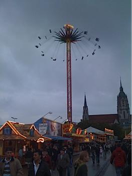 Calcioinculo all'Oktoberfest