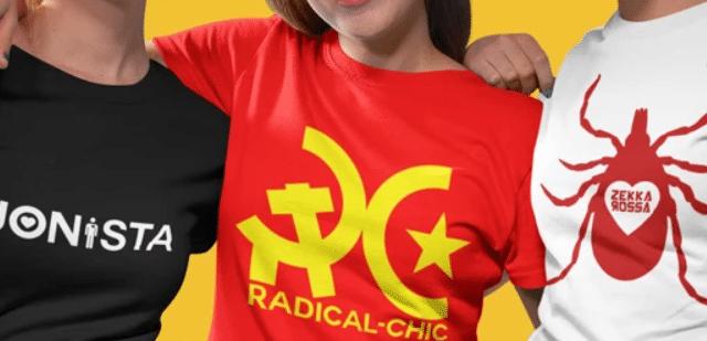 T-Shirt Radical Chic